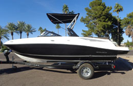 BAYLINER VR5 mini